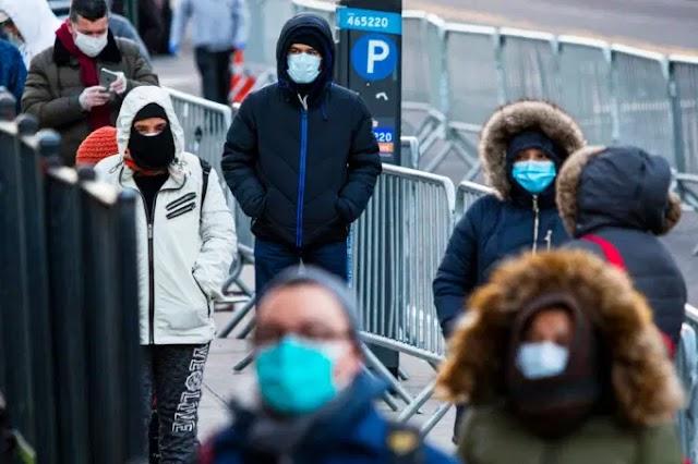 EUA é o primeiro país do mundo a superar os 100.000 casos de coronavírus