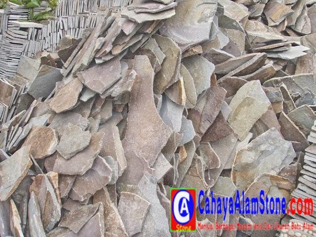 Harga Batu Alam Templek Acak Terlengkap Tahun 2017