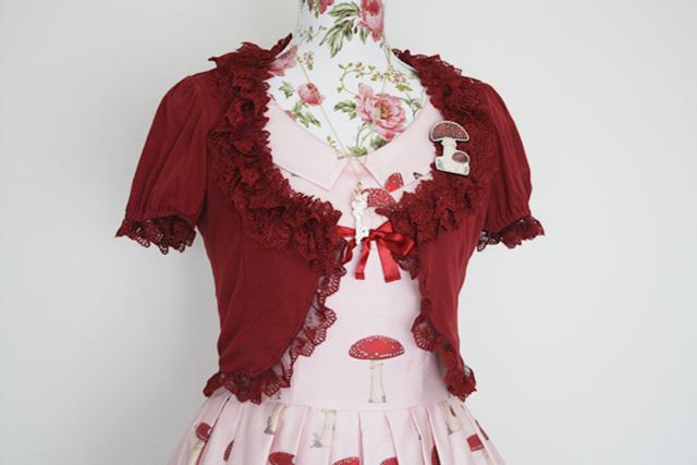 Tokimeki teikoku no momoiro Gabriel and Mulberry Chronicles Outfit