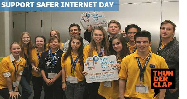 Safer Internet Day Wishes Pics