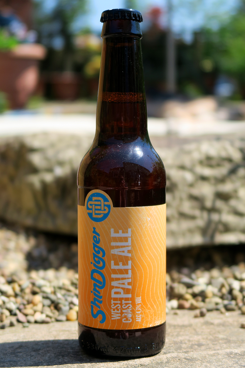 ShinDigger West Coast Pale from The Beer Isle June Subscription Box - North West England