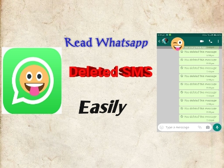 How To Read Deleted Messages On Whatsapp - AllAndroidApps.com