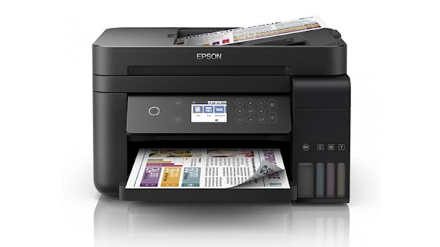 Epson EcoTank ET-3750 Review