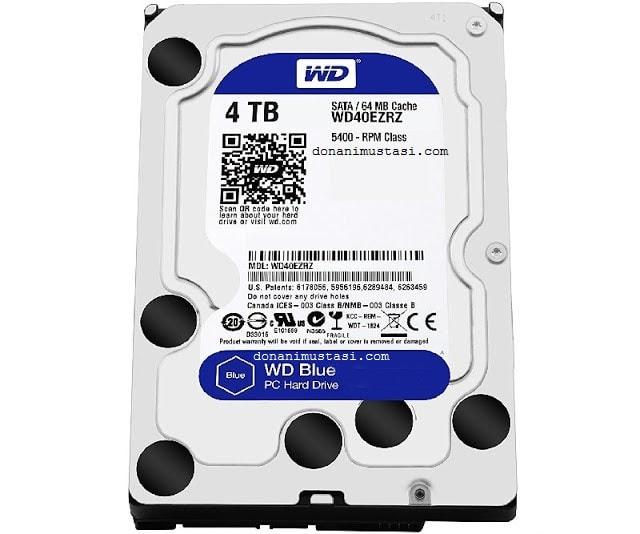 Bilgisayarda Hard Disk Kasaya Nasıl Takılır?