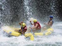 Objek Wisata Rafting Di Sungai Ayung Bali Yang Keren