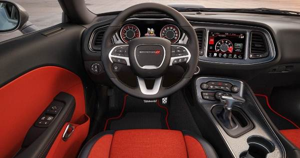 2017 Dodge Challenger SRT 392 Specs
