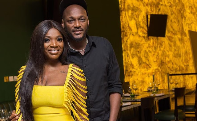 Video: 2Baba and Annie Idibia Celebrate 7th Wedding Anniversary