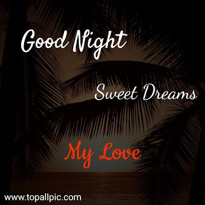 good night sweet dreams images with love