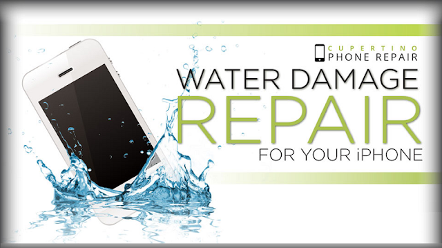 How To Repair An iPhone With Water Damage  #Infographic