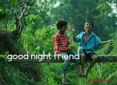 good night dear friend  images download