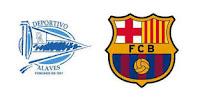 Alaves - BarcelonaCanli Maç İzle 23 Nisan 2019