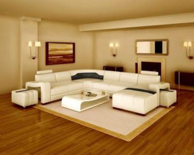 Sàn gỗ tự nhiên giáng hương luôn ấn tượng