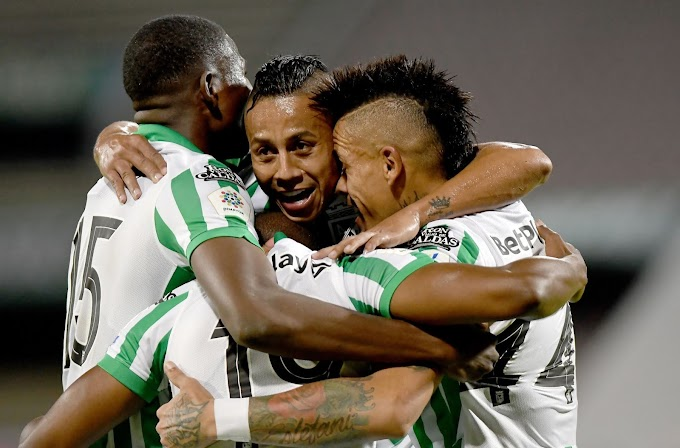 A recuperar los puntos perdidos: Atlético Nacional, con novedades en su visita al Atlético Bucaramanga