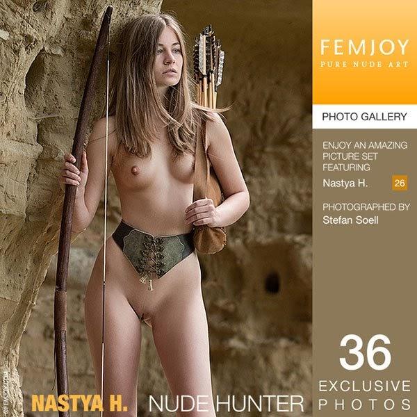 [FEdf] Nastya H - Nude Hunter