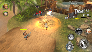 Heroes of Skyrealm Apk Data Obb - Free Download Android Game