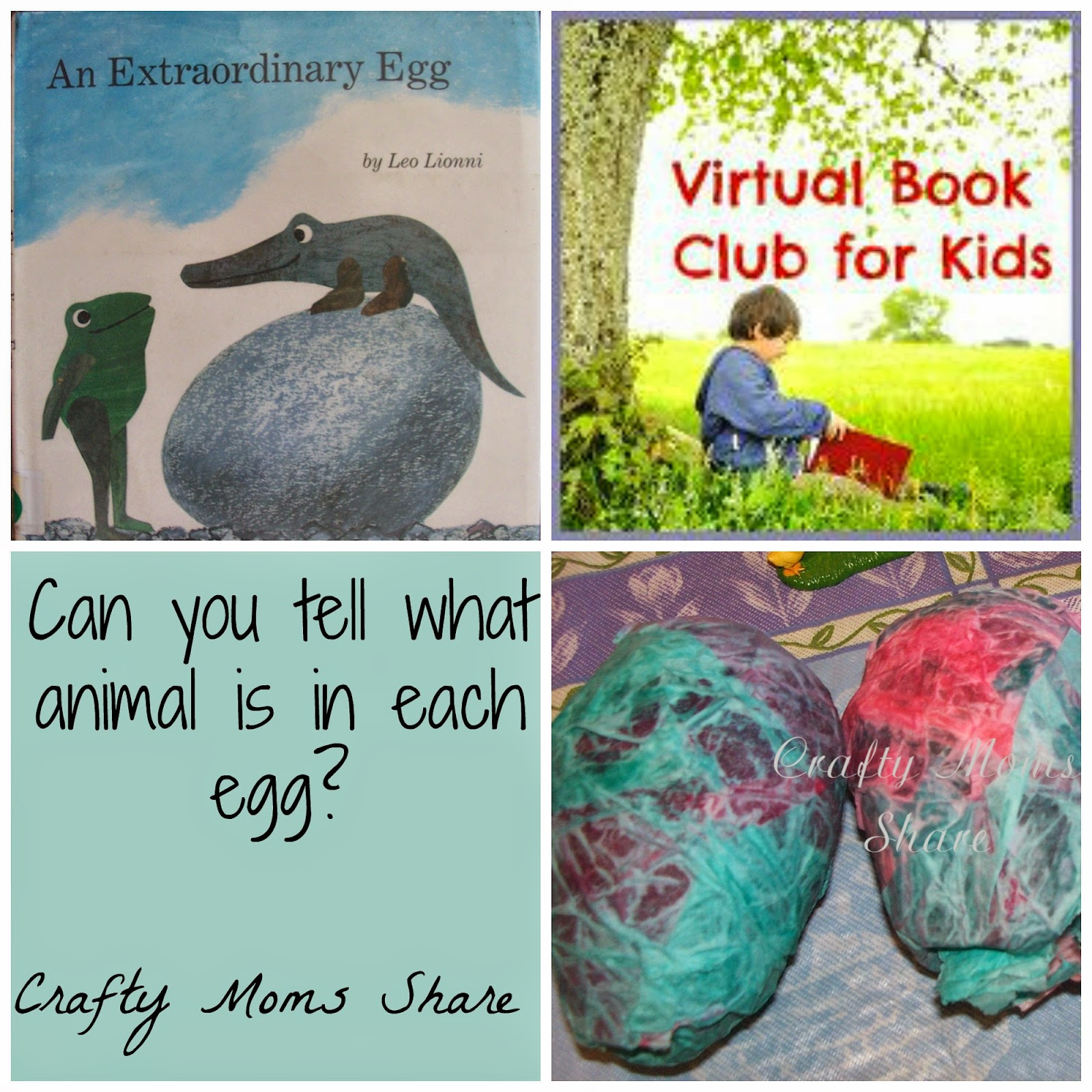 Crafty Moms Share Virtual Book Club For Kids