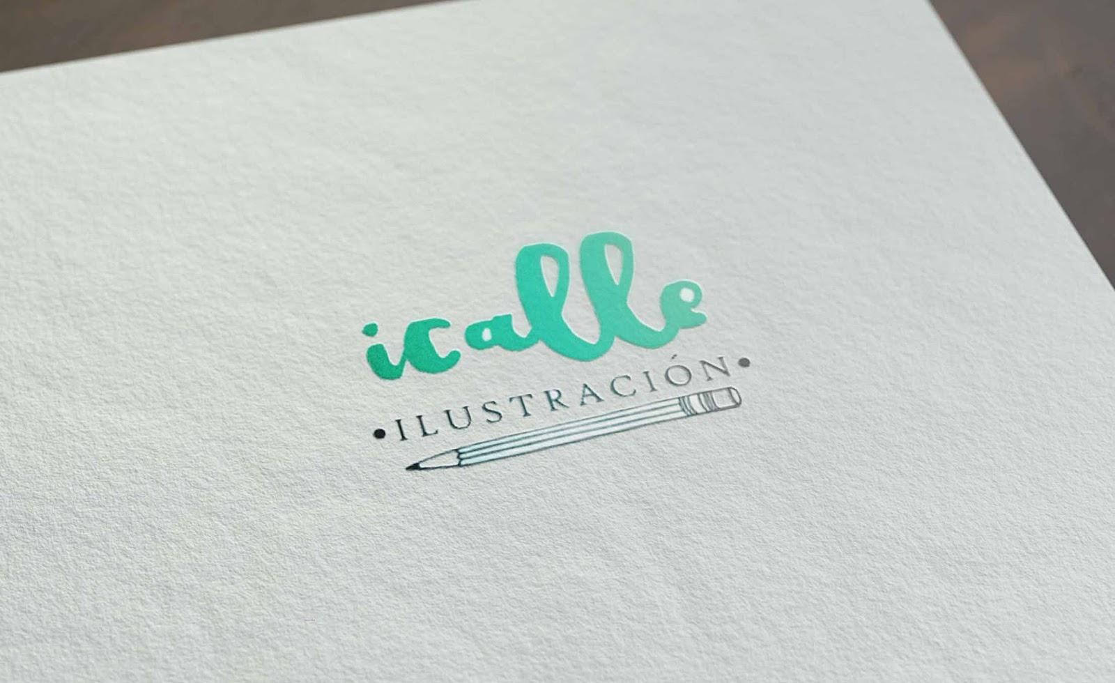 Logo Icalle Ilustración