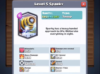 new legend in clash royale