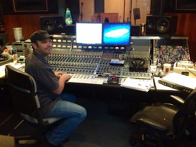 Aaron Wolinski Music Studio