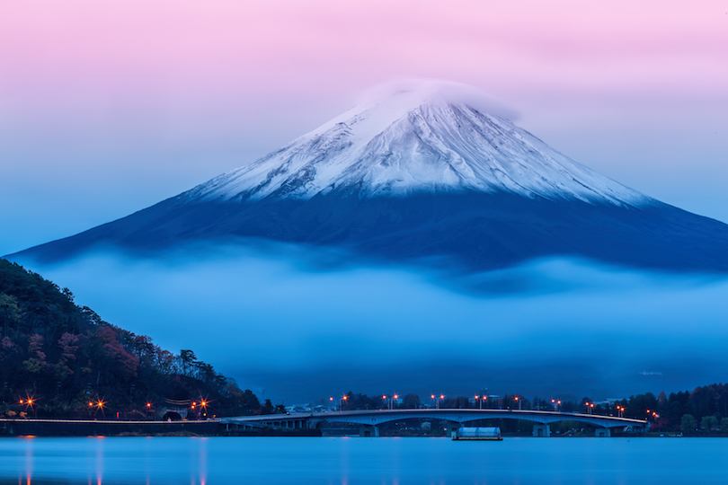 اجمل الحدائق في اليابان