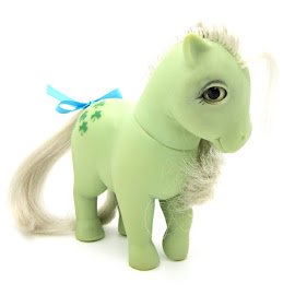 My Little Pony Menta Spain  Brekar Piggy Ponies G1 Pony