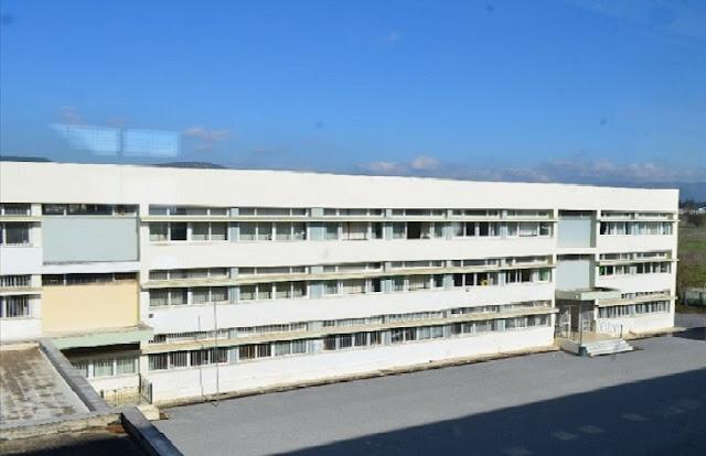 Κρούσμα κορωνοϊού σε Γυμνάσιο της Τρίπολης
