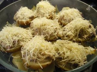 elaboración de patatas rellenas 2