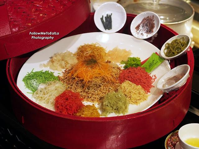 Chinese New Year Menu 2017 At LAI CHING YUEN Chinese Restaurant Grand Millennium Kuala Lumpur