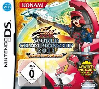 Rom Yu-Gi-Oh! 5D's World Championship 2010 Reverse of Arcadia NDS