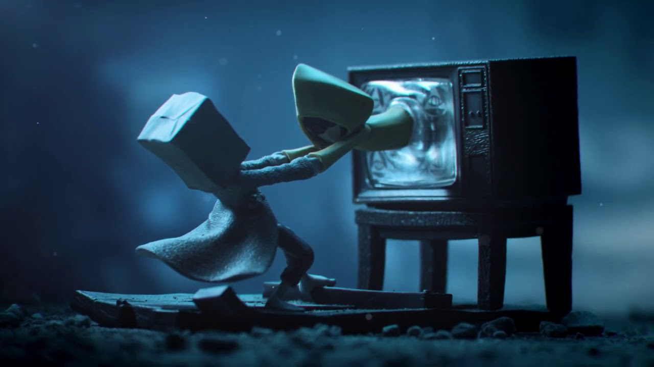 Little Nightmares. Where can I find DLC, how do I launch the DLC add-on?