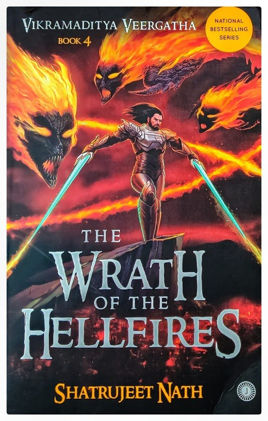 wrath of the hellfires book review