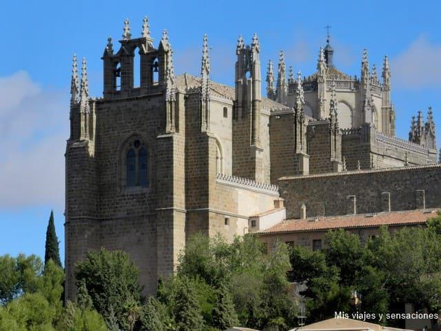 Monasterio de San Juan de los Reyes, barrio judío de Toledo