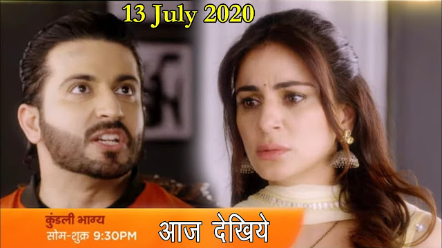 Big Trap : Preeta fall in trap saving Rishabh in Kundali Bhagya