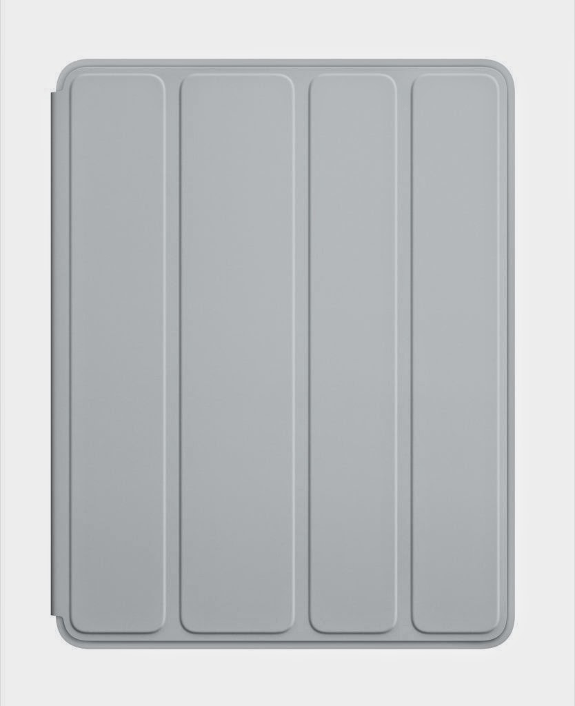 Apple iPad Smart Case (Dark Gray)