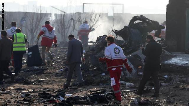 مسؤولون: واشنطن تعتقد أن إيران أسقطت الطائرة الأوكرانية بالخطأ