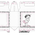 Vintage Baby Free Printable Lunch Box.