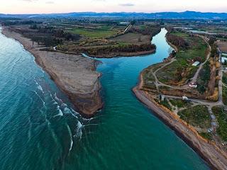 οι φωτογραφίες του Αλφειού ποταμού θα σας αφήσουν με το στόμα ανοιχτό