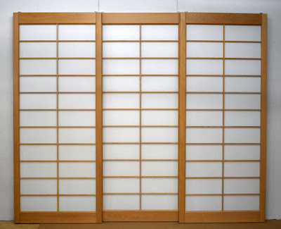 custom japanese style shoji screens.