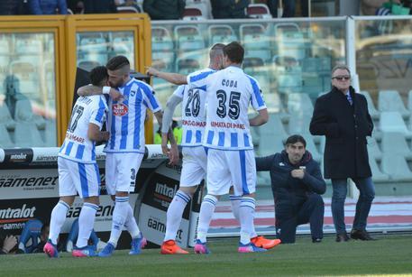 Covid 19 Pescara taglia stipendio calciatori
