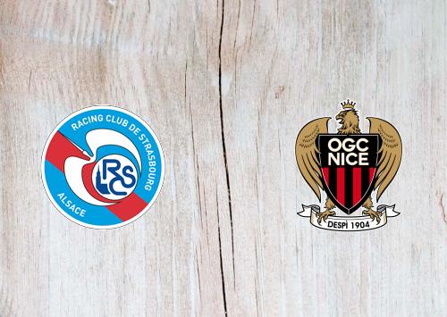 Strasbourg vs Nice -Highlights 26 October 2019