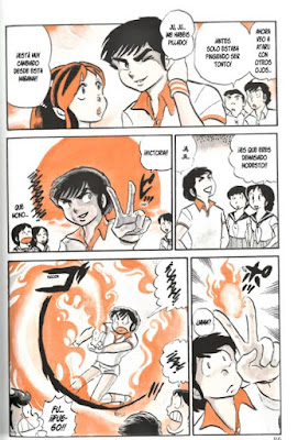 Review de Lamu. Vol.1 Urusai Yatsura: Perfect Color Edition - Planeta Cómic