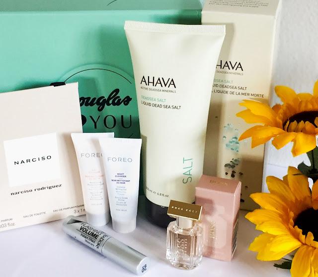Douglas - Box of Beauty (Oktober 2016) AHAVA Dead Sea, Foreo, Unboxing