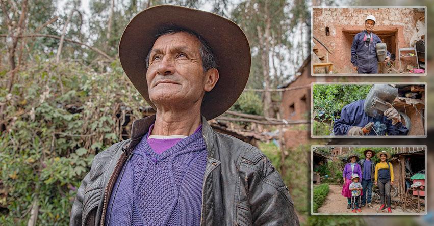 GUILLERMO ROJAS ENRÍQUEZ: Conoce la historia del soldador de 64 años que no quiere dejar de estudiar