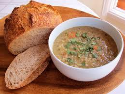 Resultado de imagem para prato de lentilha