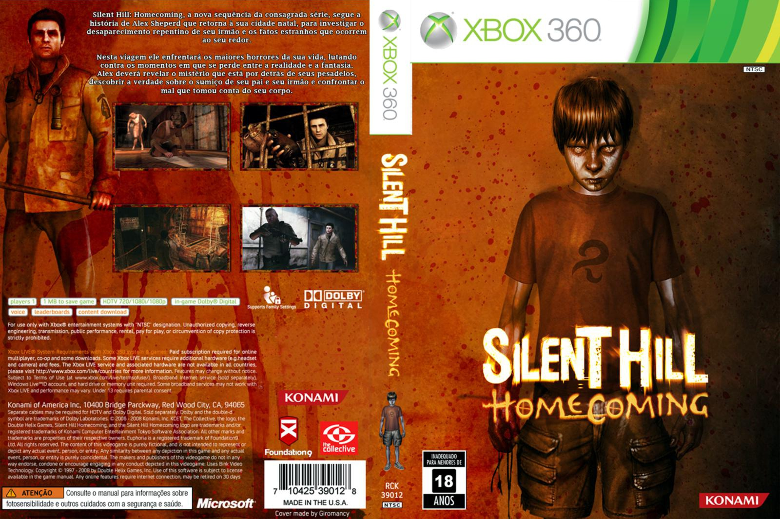 Silent hill: homecoming torrent archives | gametrex.