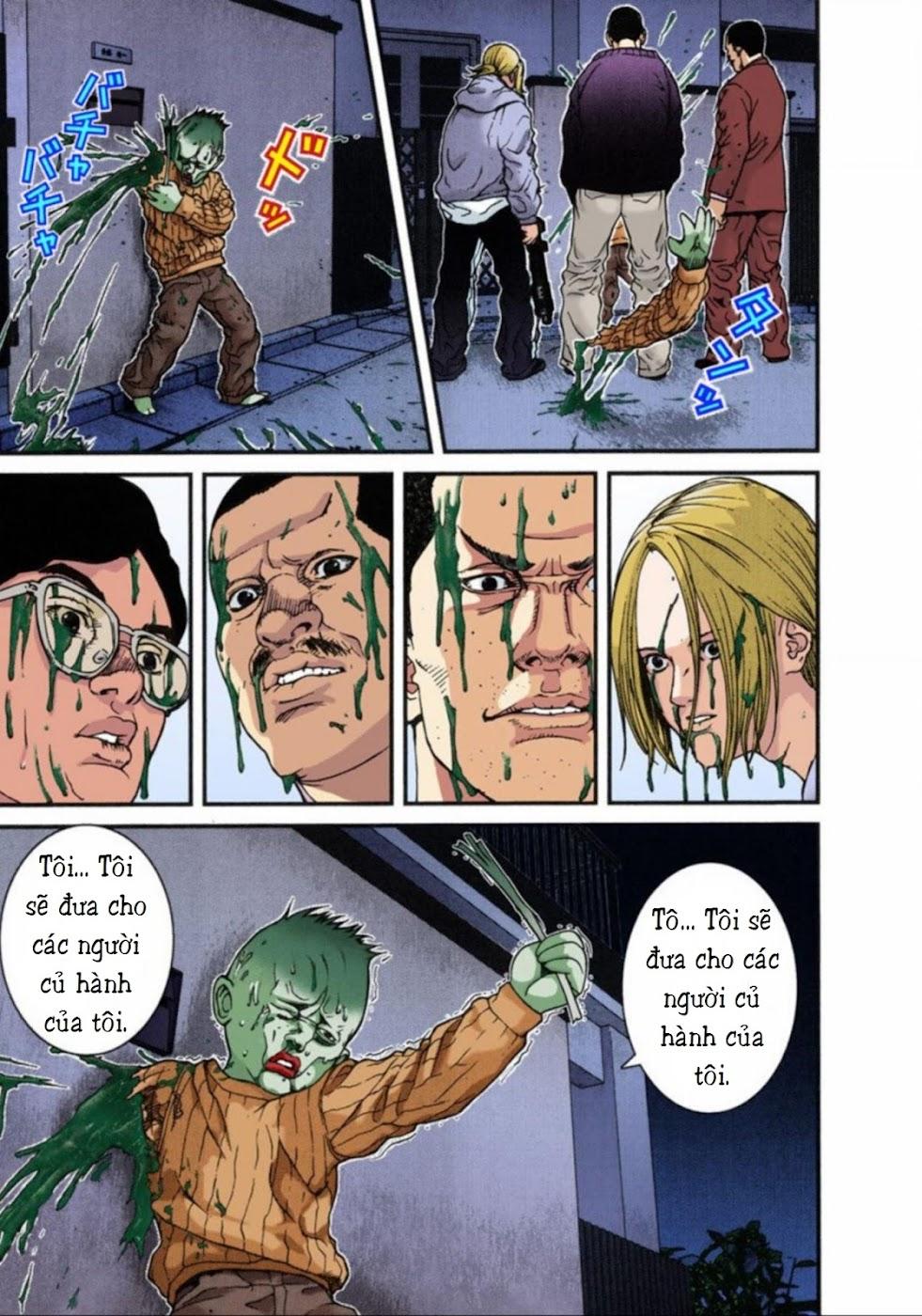 Gantz Chap 08: Tàn sát trang 5
