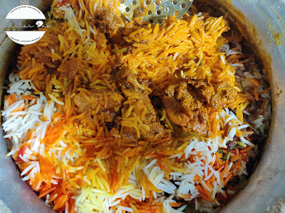 chicken dum biryani recipe