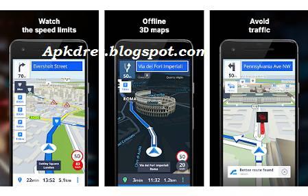 Sygic GPS Navigation 17 6 2 apk | Apkdret
