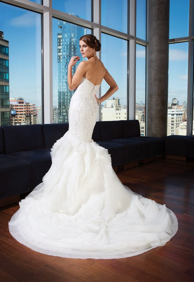 Justin Alexander Signature Spring 2014 Bridal Collection - Belle The ...