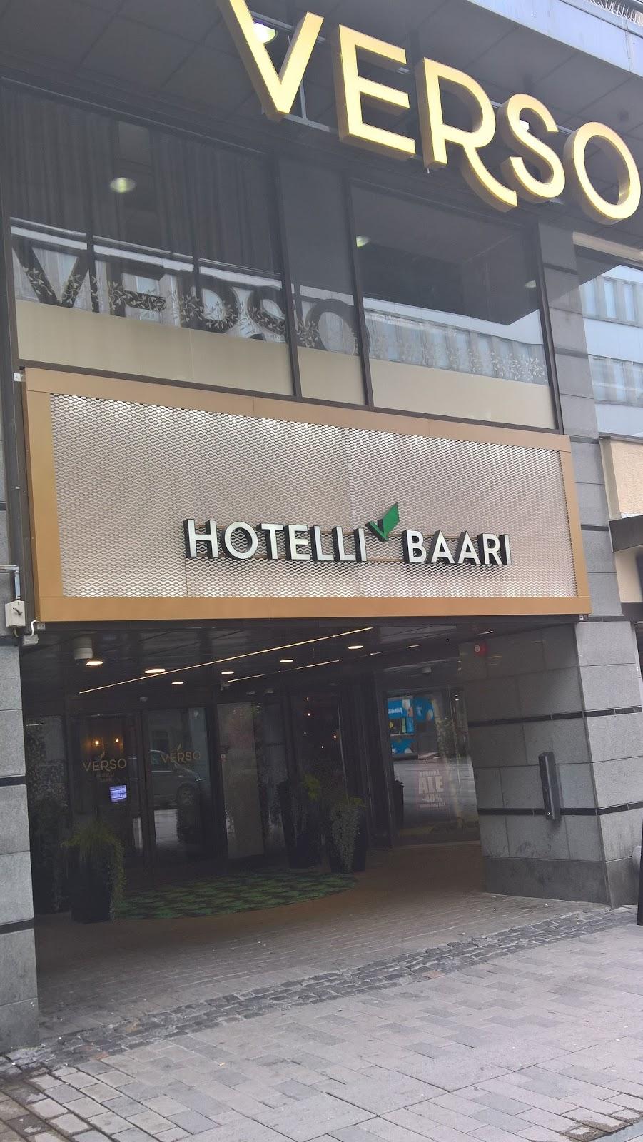 Hotelli Verso suomalainen aamiainen jyväskylä mallaspulla